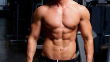 بناء جسم رياضي