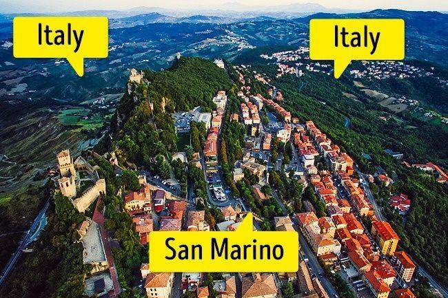 سان مارينو San Marino