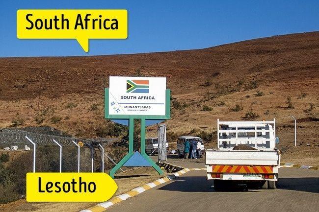 ليسوتو Lesotho