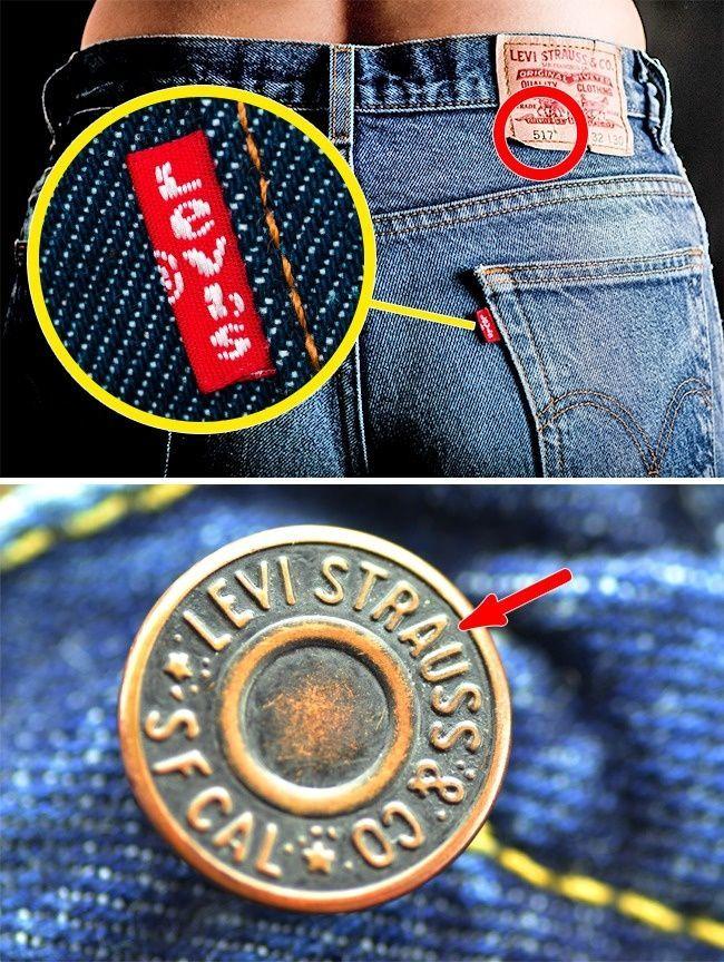 بناطيل الجينز لليفي Levi's jeans