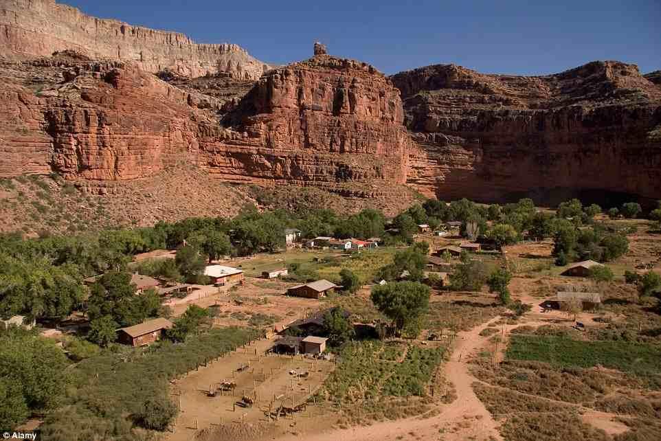 قرية سوباي في أريزونا
