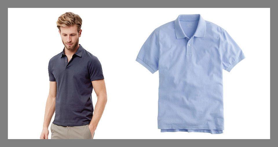 قميص بولو -A polo shirt