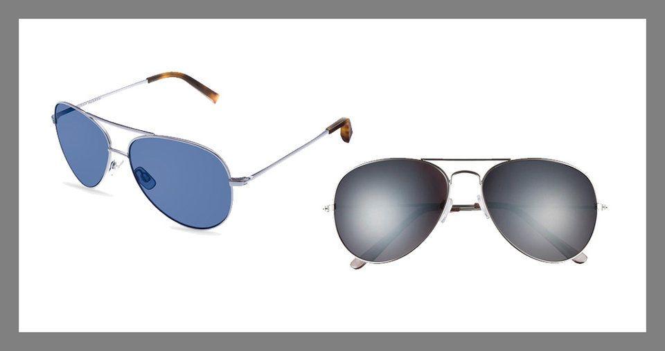 نظارات شمسية - Aviator Sunglasses-