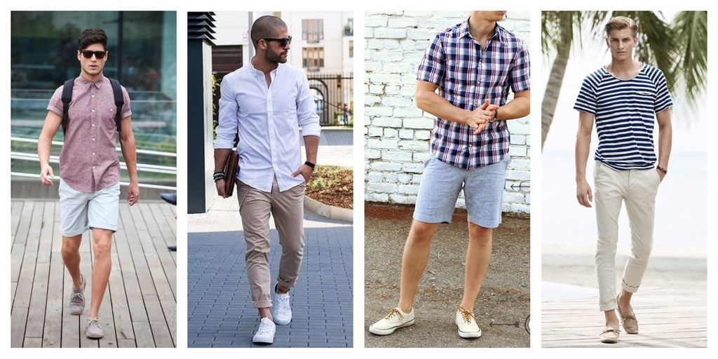 046bb29b5d791 للرجال  بالصور هذه النصائح لاختيار الملابس الجذابة والأنيقة في الصيف ...