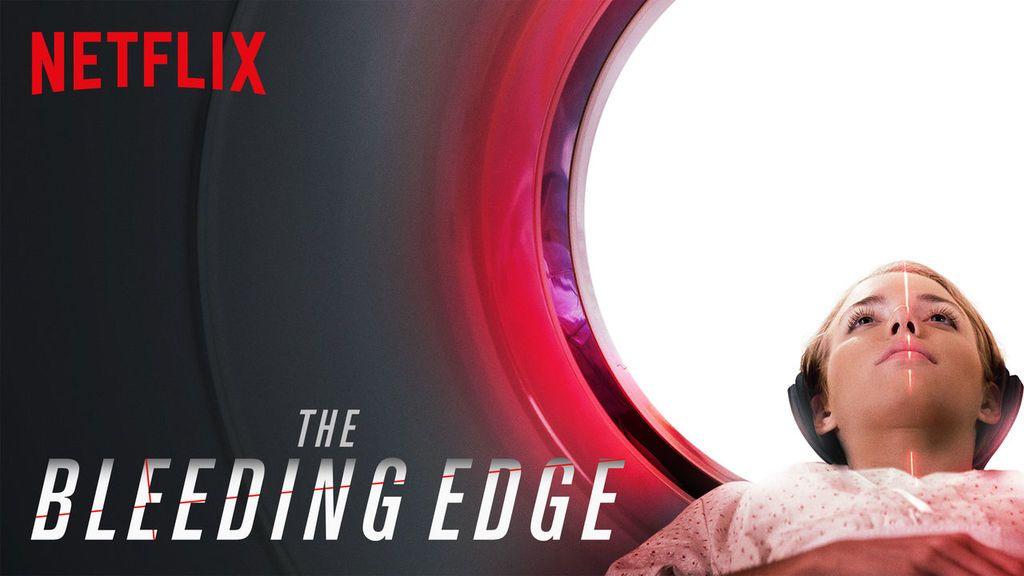 وثائقي The Bleeding Edge