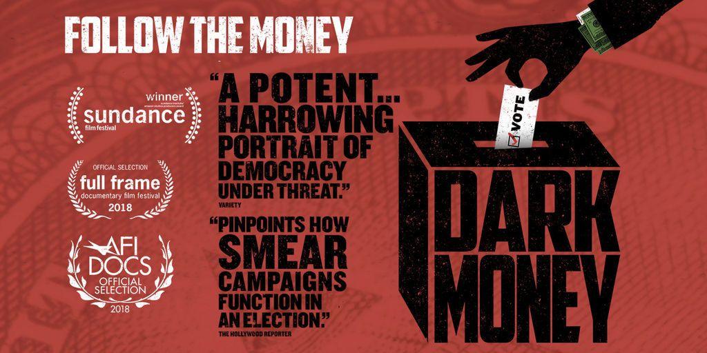 فيلم Dark Money فيلم Dark Money 2018 فيلم Dark Money الوثائقي فيلم السياسة Dark Money مراجعة فيلم Dark Money تريلر فيلم Dark Money مراجعة فيلم Dark Money 2018 تريلر فيلم Dark Money 2018