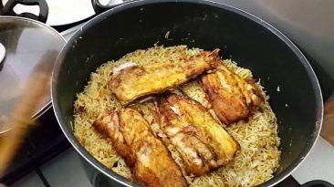 طريقة عمل مطبق السمك يعد من الوجبات المغذية طريقة تحضير مطبق السمك الوجبات الشهيرة في الخليج العربي والكويت خصوصاً المطبخ العراقي